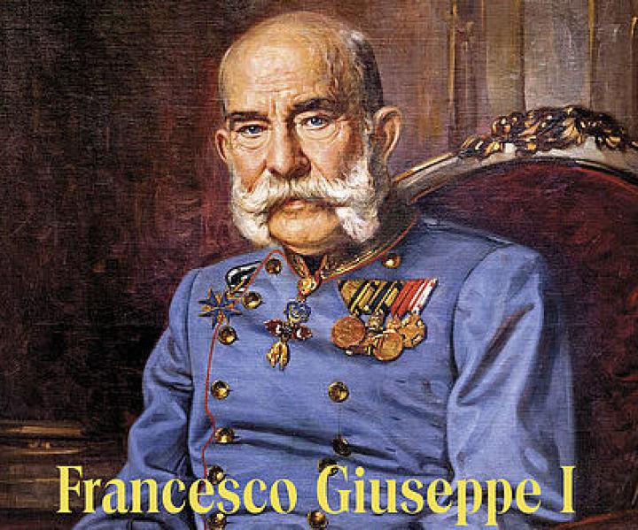 Biografie von Kaiser Franz Josef I., italienische Übersetzung