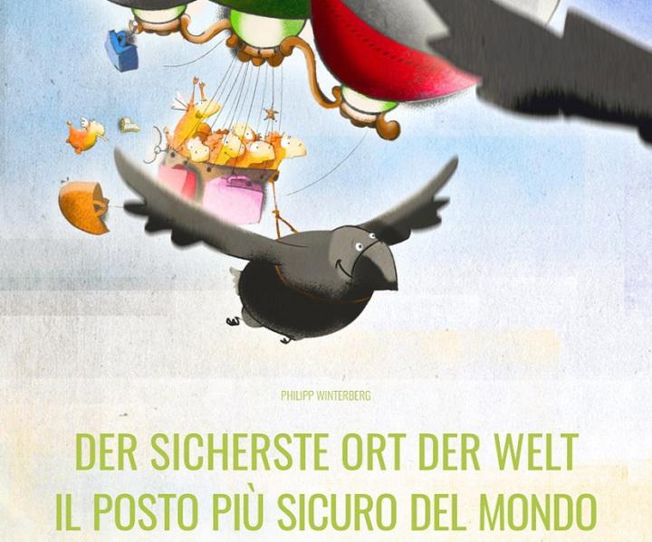 Zweisprachiges Kinderbuch, Italienisch-Deutsch