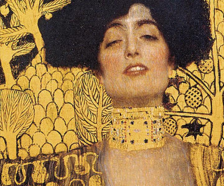 Biografie von Gustav Klimt, italienische Übersetzung