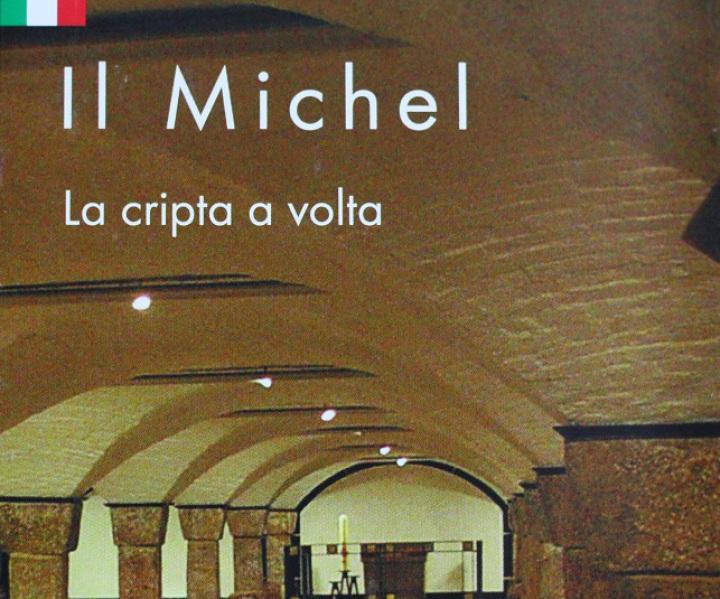 Opuscolo per la cripta della chiesa St. Michaelis a Amburgo, traduzione dal tedesco